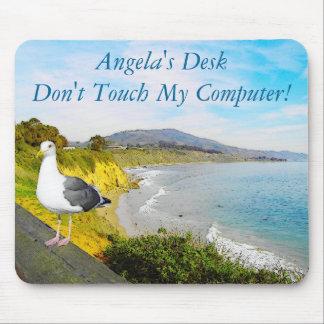 Seagull Island Mouse Pad