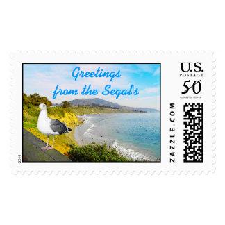 Seagull Island Postage