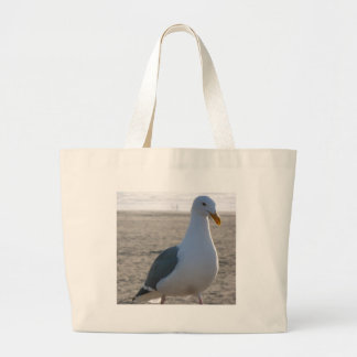 Seagull Large Tote Bag