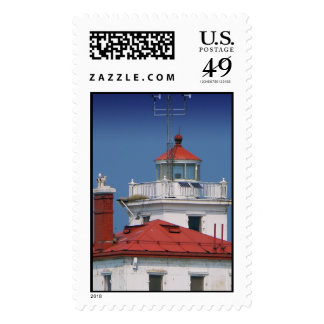 Seagull Light House USA Forever Postage Stamp