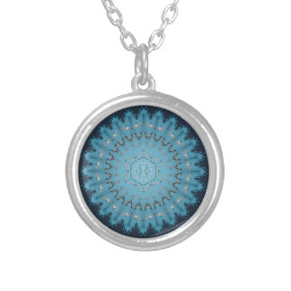 Seagull Mandala Necklace