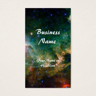 Seagull Nebula NASA Space Business Card