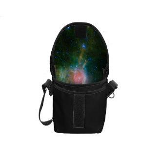 Seagull Nebula NASA Space Courier Bag