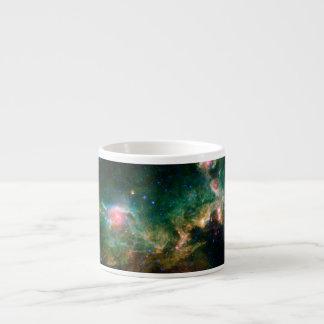 Seagull Nebula NASA Space Espresso Cup
