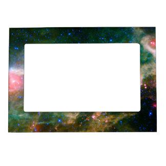 Seagull Nebula NASA Space Magnetic Photo Frame