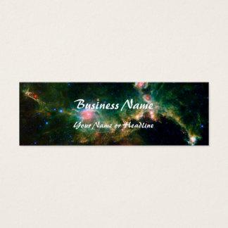 Seagull Nebula NASA Space Mini Business Card
