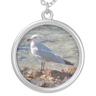 Seagull - necklace