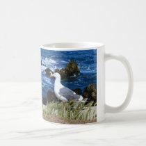 Seagull on the Pacific Coast, Mug