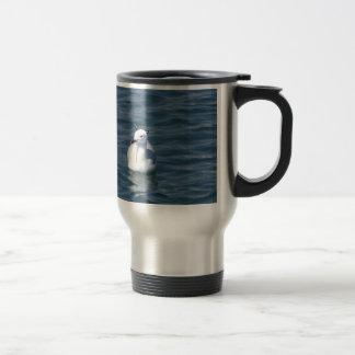 Seagull on the water coffee mug