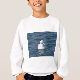 Seagull on the water sweatshirt