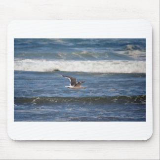 Seagull & Oregon Surf Mouse Pad