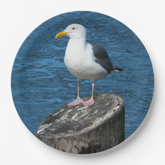 SEAGULL PAPER PLATE