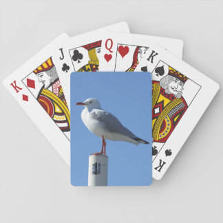 Seagull Playing Cards