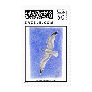 Seagull postage