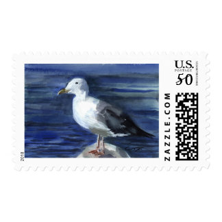 Seagull postage stamps