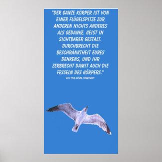 Seagull Póster
