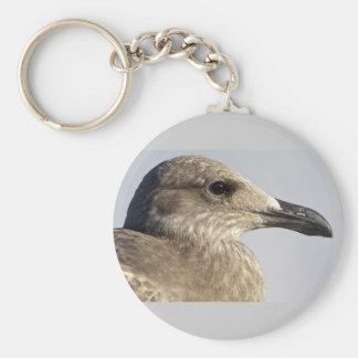 Seagull Profile Keychain