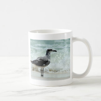seagull sea gull bird picture photo coffee mug