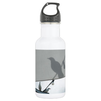 Seagull shadows 18oz water bottle