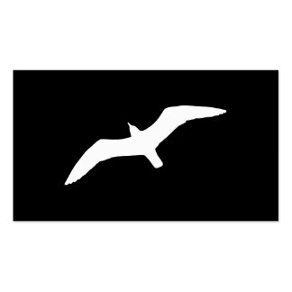 Seagull Shape Double-Sided Standard Business Cards (Pack Of 100)