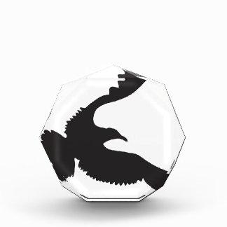Seagull Silhouette Acrylic Award
