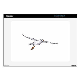 SEAGULL LAPTOP DECALS