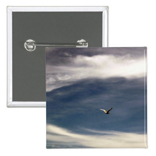 Seagull Sky Button