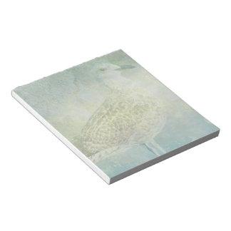 Seagull Sonata Notepad