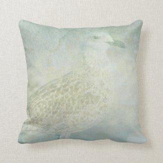 Seagull Sonata Pillow