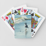 Seagull Stroll Bicycle Poker Deck