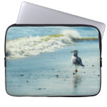 Seagull Stroll Laptop Sleeve