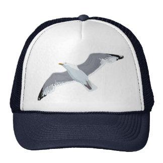 Seagull Trucker Hat