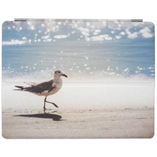 Seagull Walking on Virginia Beach iPad Smart Cover