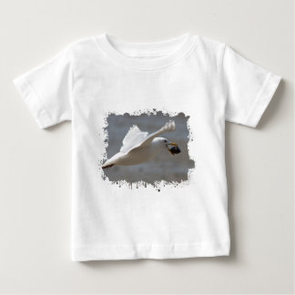 Seagull with clam infant t-shirt