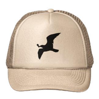 Seagull With Icecream Trucker Hat