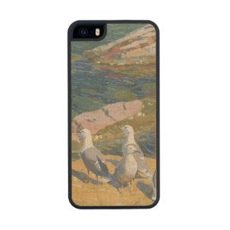 Seagulls, 1910 maple iPhone 5 case
