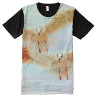 Seagulls 1 All-Over print t-shirt