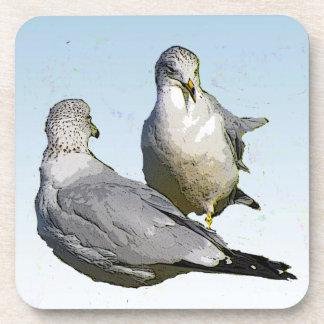 Seagulls Beverage Coaster
