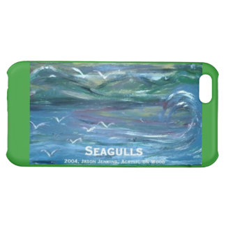 SEAGULLS CASE FOR iPhone 5C