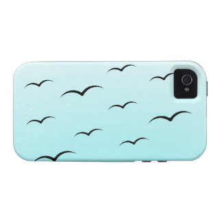 Seagulls Case For The iPhone 4