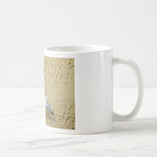 SEAGULLS GOLD COAST QUEENSLAND AUSTRALIA COFFEE MUG