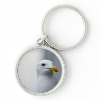 Seagulls Need Love Too Key Chains