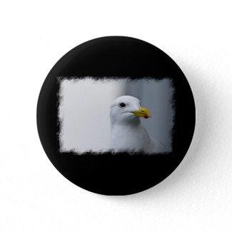 Seagulls Need Love Too Pin