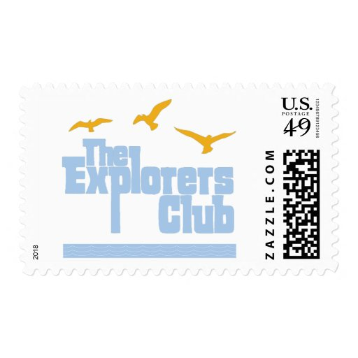 Seagulls Postage Stamps