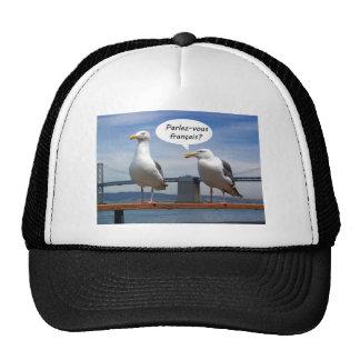 Seagulls speak French Trucker Hat