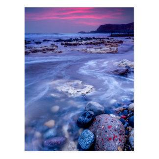 Seaham Sunrise Postcard