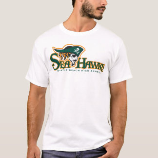 Seahawk 3/4 Sleeve Jersey T-Shirt