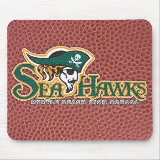 Seahawk Football Mousepad