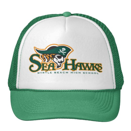 Seahawk Trucker Hat