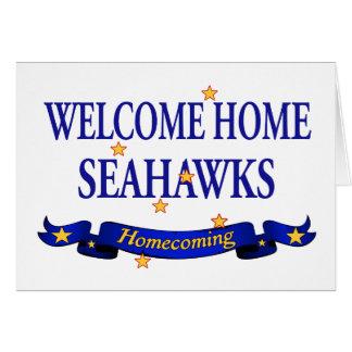 Seahawks casero agradable felicitacion
